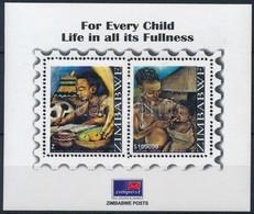 ** 2007 A Gyerekek Megsegítésére Blokk Mi 22 - Unclassified