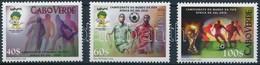 ** 2010 Sport Sor 3 értéke, Sport 3 Stamps Mi 965-968 - Unclassified