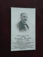 Achiel Maes - Pype Geboren Te Reninghelst 1861 En Overleden  Te Woumen 1928  (2scans) - Godsdienst & Esoterisme