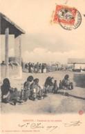 Djibouti / Topo - 33 - Vendeuses De Lait Somalis - Djibouti