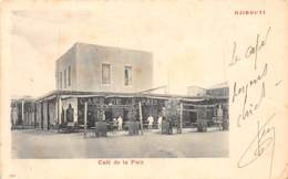 Djibouti / Topo - 39 - Café De La Paix - Djibouti
