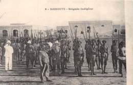 Djibouti / Topo - 44 - Brigade Indigène - Djibouti