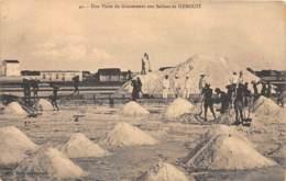 Djibouti / Topo - 48 - Une Visite Du Gouverneur Aux Salines - Djibouti