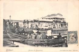 Djibouti / Topo - 61 - Arrivée Du Gouverneur - Belle Oblitération - Djibouti