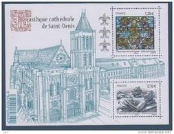 2015-N° F4930**(4930/4931/4900) BASILIQUE DE SAINT DENIS - France