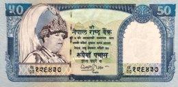 Nepal 50 Rupees, P-48 (2002) - UNC - Népal