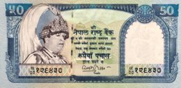 Nepal 50 Rupees, P-48 (2002) - UNC - Nepal