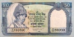 Nepal 50 Rupees, P-56 (2005) - UNC - Népal