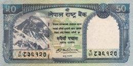 Nepal 50 Rupees, P-63 (2008) - UNC - Népal