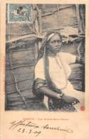 Djibouti / Ethnic - Belle Oblitération - 88 - Type De Jeune Femme Somalis - Djibouti