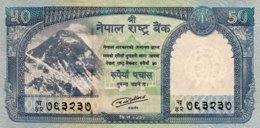 Nepal 50 Rupees, P-79 (2015) - UNC - Népal