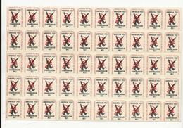 USA Lot De 50 Vignettes Anticommunistes  Neuves (**) - Autres