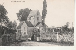 Bannes-L'Eglise. - Frankrijk