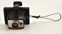 Cca 1975 Polaroid Colorpack 80 Fényképezőgép, Jó állapotban / Polaroid Instant Film Camera, In Good Condition - Appareils Photo