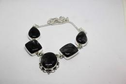 Collana Di Diaspro Pinolite  Misura 52 Cm. - Necklaces/Chains