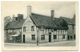 STRATFORD ON AVON : OLD THATCH TAVERN (HUNT EDMUNDS & CO) - Stratford Upon Avon