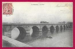 CPA Sèvres - Le Pont - Sevres