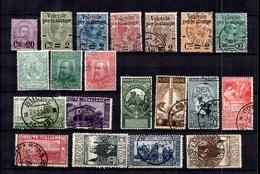 Italie Belle Petite Collection D'anciens 1890/1926. Bonnes Valeurs. B/TB. A Saisir! - Lotti E Collezioni
