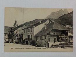 74 - Haute Savoie - Talloires - La Place - Les Dents De Lanfon ... Lot4 . - Talloires