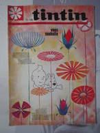 Journal TINTIN N°1116 - Couverture Tintin Joyeuses Pâques - Tintin