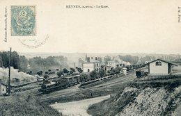 78  BEYNES  LA GARE - Beynes