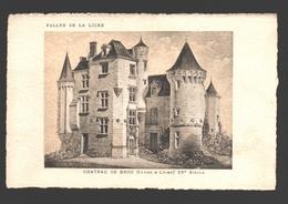 Château De Brou - XVe Siècle - Lithographie - Andere Gemeenten