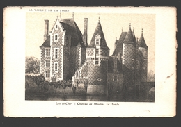 Château De Moulin - XVe Siècle - Lithographie - Andere Gemeenten