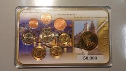 RC 10682 MALTE - SERIE EURO + MÉDAILLE DE LA VALETTE EN COFFRET BU NEUF TB - Malte
