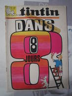 LE JOURNAL TINTIN N°1158 . 1971 . COUVERTURE HERGÉ . Scotch Voir Photo. - Tintin