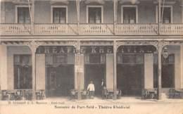 Egypte / Topo - 50 - Port Saïd - Théâtre Khédivial - Egypte