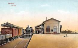 Egypte / Topo - 52 - Kantarah - La Gare - Egypte