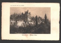 Château D'Ussé - Lithographie - Andere Gemeenten
