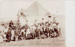 Egypte / Topo - 55 - Le Caire - Photo Card - Orientreise Bolthausen - Egypte