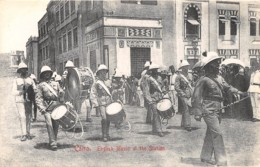 Egypte / Topo - 56 - Cairo - English Music At The Station - Egypte