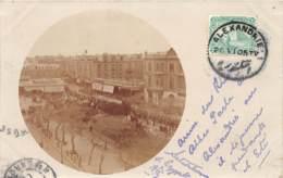 Egypte / Topo - Belle Oblitération - 60 - Carte Photo - Alexandrie - Egypte