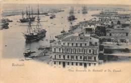 Egypte / Topo - Belle Oblitération - 65 - Port Said - Vue Générale - Egypte