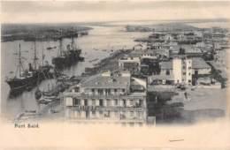 Egypte / Topo - Belle Oblitération - 66 - Port Said - Vue Générale - Egypte