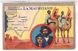 LA MAURITANIE  BE  AL  54 - Mauritania