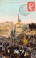 Egypte / Topo - Belle Oblitération - 72 - Fête Du Tapis Sacré - Mahmal - Egypte