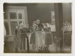Cca 1910 Privát Felvételek Vegyes Tétele, 93 Db Vintage üveglemez Negatív és üveglemez Diapozitív Kép, 4x6 Cm és 9x12 Cm - Autres Collections