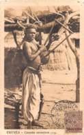 Erythrée / Ethnic - Belle Oblitération - 31 - Cunama Suonatore - Défaut - Erythrée