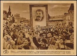 Cca 1978 Képek A Magyar-szovjet Barátságról, 3 Db Sajtófotó + 1 Db Bélyeges Boríték - Autres Collections