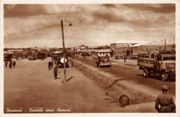 Erythrée / Topo - 36 - Decamere - Stradale Verso Asmara - Erythrée