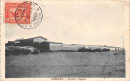 Erythrée / Topo - 38 - Asmara - Fortino Vigano - Belle Oblitération - Erythrée
