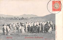 Erythrée / Topo - 39 - Keren - Fantasia Sudanese - Belle Oblitération - Erythrée