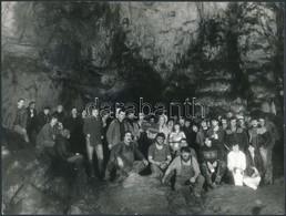 Forgatási Tablófotó Sára Sándor Egyik Filmjének Készítéséről 24x18 Cm - Autres Collections