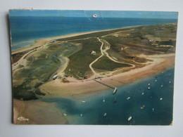 Coutainville. Vue Aerienne. La Pointe D'Agon. A CI, 289-29 Postmarked 1976 - France