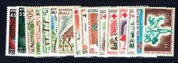 MALI  - N° 69/84- Année Complète 1965 - Mali (1959-...)