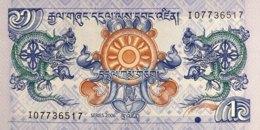 Bhutan 1 Ngultrum, P-27 (2006) - UNC - Bhoutan