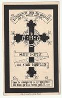 Décès Joseph MAHY Elève Collège Notre-Dame De La Paix à Namur Né Yves-Gomezée 1878 Décédé Saint-Servais 1891 - Images Religieuses